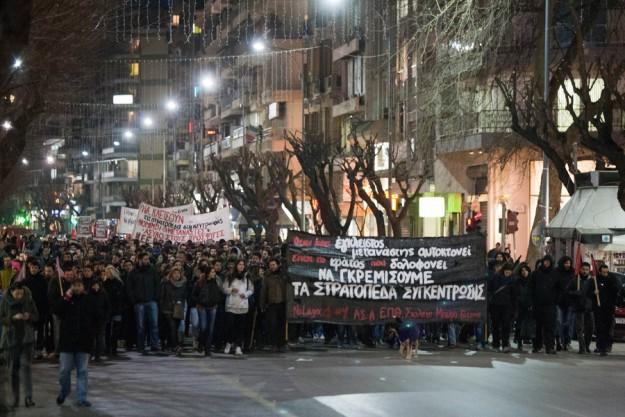 Thessalonique, 19 février 2015