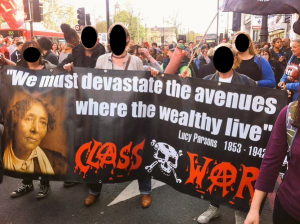 """""""Nous devons dévaster les avenues où vivent les riches - Lucy Parsons (1853-1942)"""""""