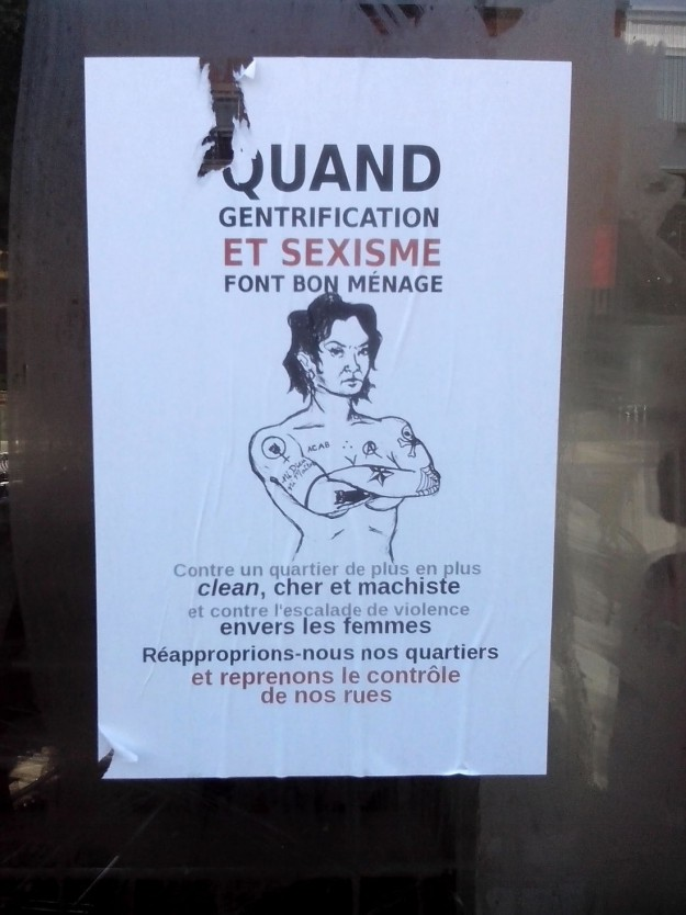Sexisme&Gentrification