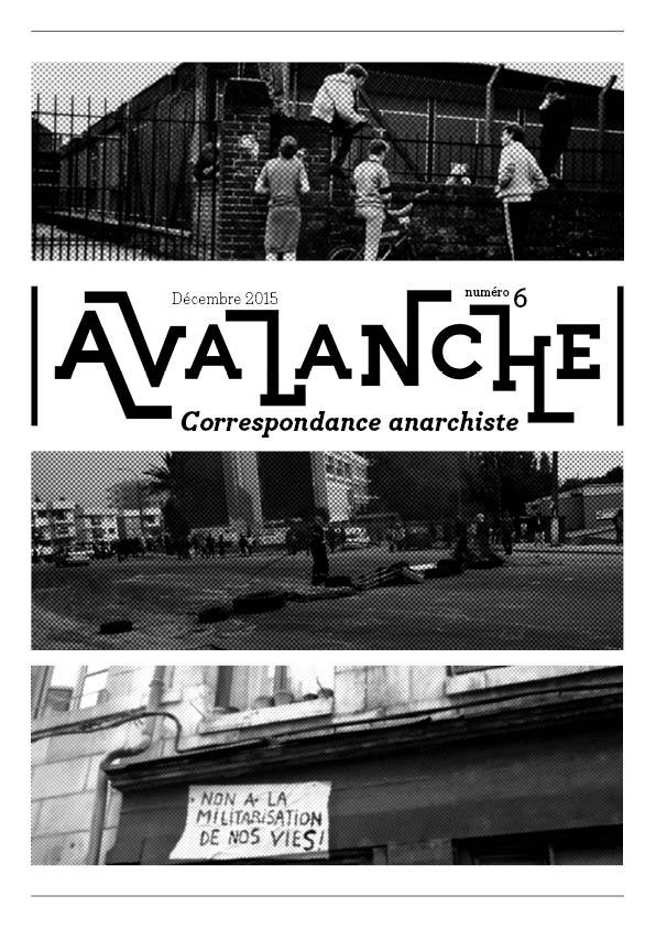 Lire/Télécharger le numéro 6 d'Avalanche