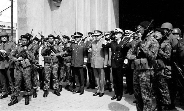 Iglesia de la Gratitud Nacional (19 septembre 1973), Te Deum donné dans la basilique sept jours après le coup d'Etat de la junte militaire